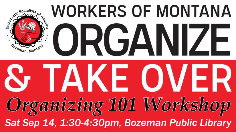organizing 101 bozeman